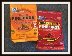 Pine Bros Softish Throat Relief Drops #Review