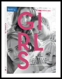 GIRLS: The Complete Fifth Season on DVD & Blu-ray