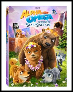 ALPHA AND OMEGA: JOURNEY TO BEAR KINGDOM  #Lionsgate #Review