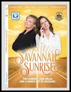 Savannah Sunrise on DVD #SavannahSunrise #Review