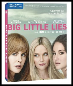 Big Little Lies on DVD/ Digital HD #AD #Giveaway #BigLittleLies @HBO