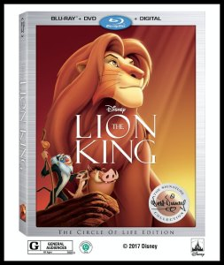 The Lion King Now Part of the Walt Disney Signature Collection #Ad #Disney