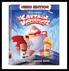 Captain Underpants: The First Epic Movie #Ad