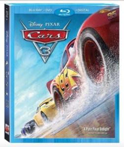Cars 3 Now on Digital HD @PixarCars #Cars3 #Ad