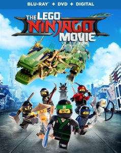 The Lego Ninjago Movie on Blu-ray/DVD #AD #LegoNinjagoMovie