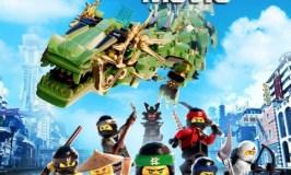 The Lego Ninjago Movie on Blu-ray/DVD #AD #LegoNinjagoMovie #Giveaway