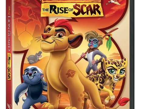Disney's The Lion Guard: The Rise of Scar Now on DVD