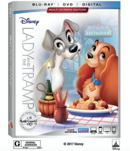 Lady and the Tramp Join the Walt Disney Signature Collection