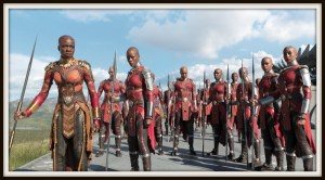 Black Panther is Full of Female Power #WakandaForever #Review