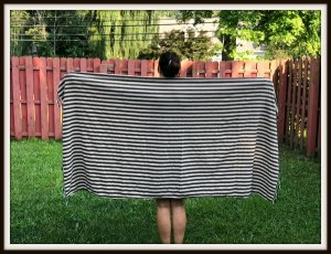 Raven's Landing Turkish Towel #SlowFashion #Review