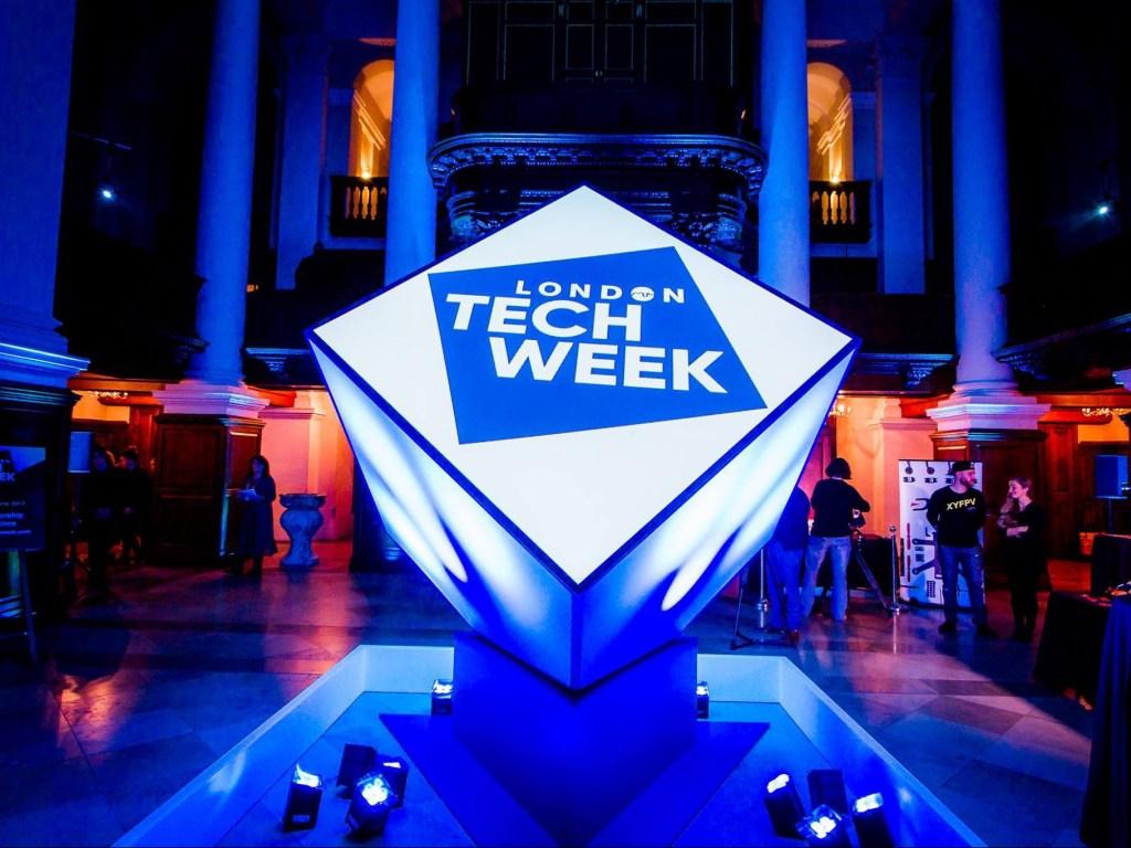 London Tech Week 2019