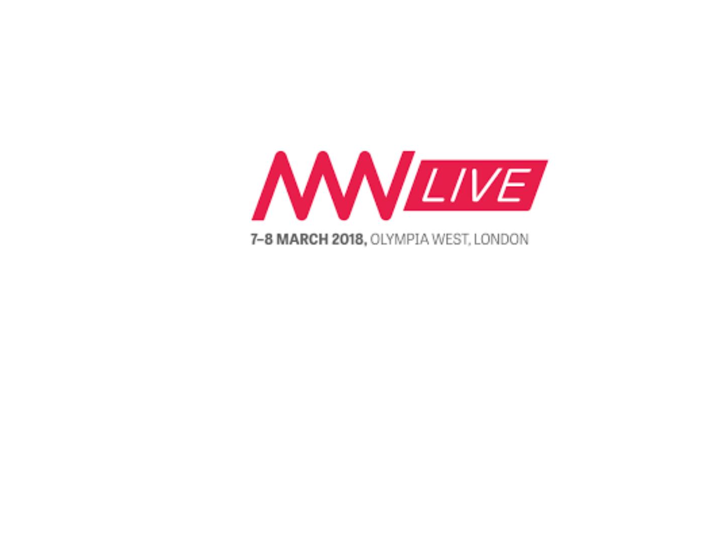 Marketing Week Live 2019