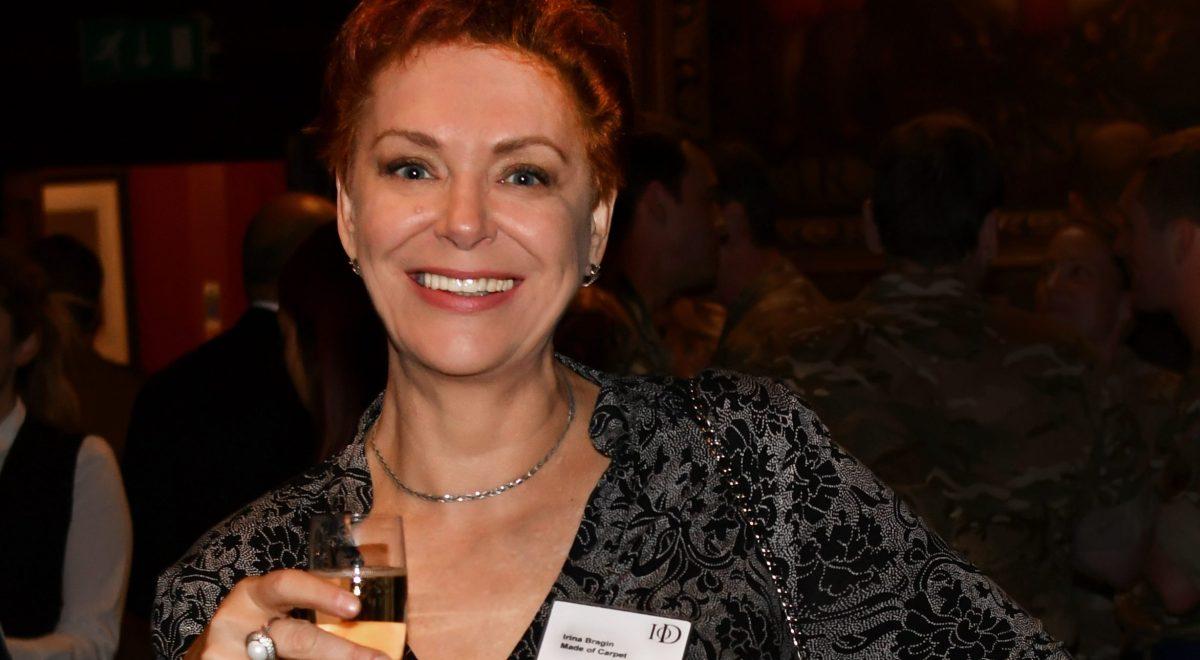 PROJECT #BEYOUROWN BOSS: IRINA BRAGIN
