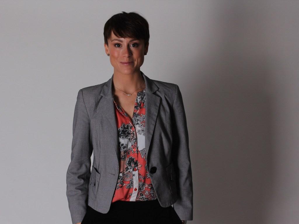 PROJECT #BEYOUROWN WOMAN: REBECCA JONES