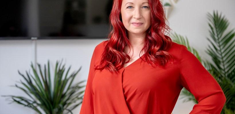 Sadie Sharp Commercial Portrait