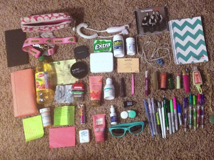 What's (Actually!) In My Purse