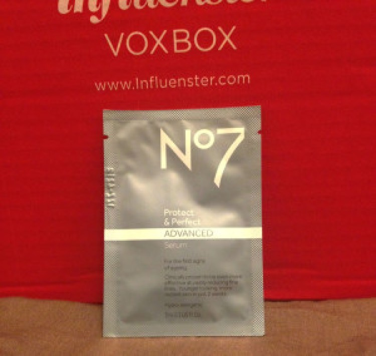 Influenster #FrostyVoxBox - Beyoutiful Beauty