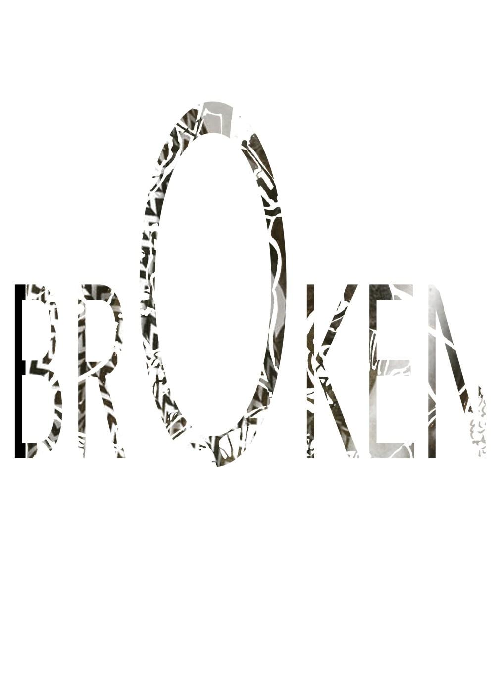 broken yet wholee