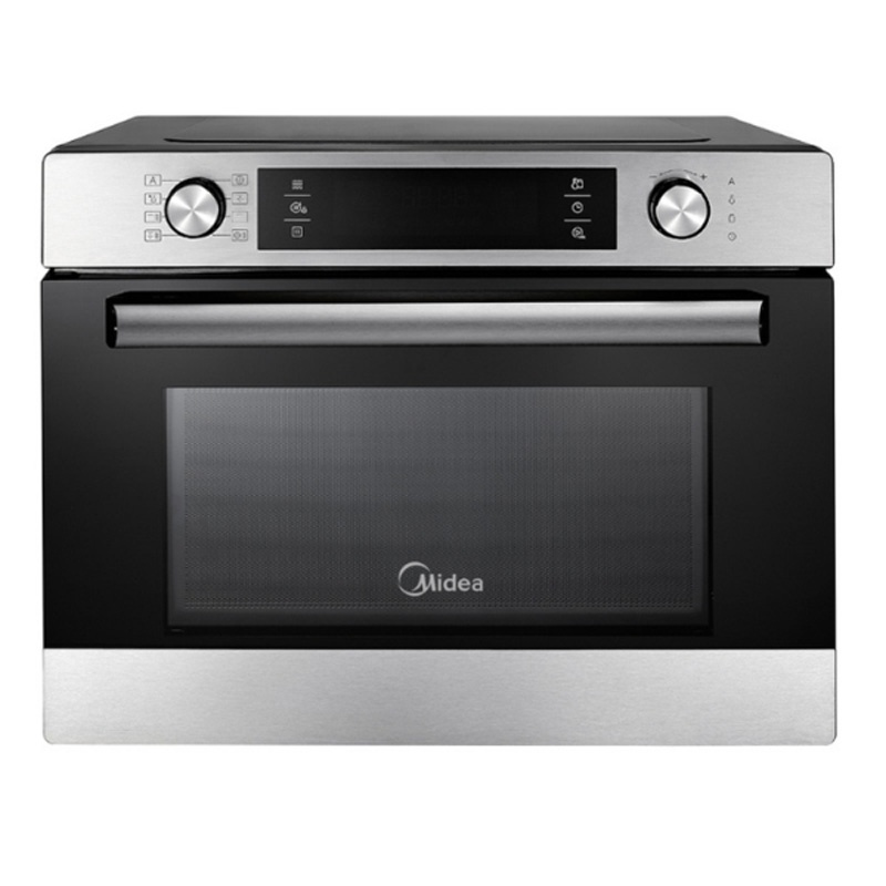 midea tf936t5y convection microwave 36l stainless steel