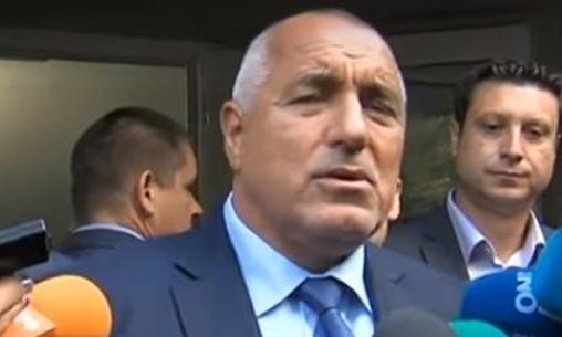 Борисов: Ако ГЕРБ загуби на първи тур, още същата вечер подавам оставка