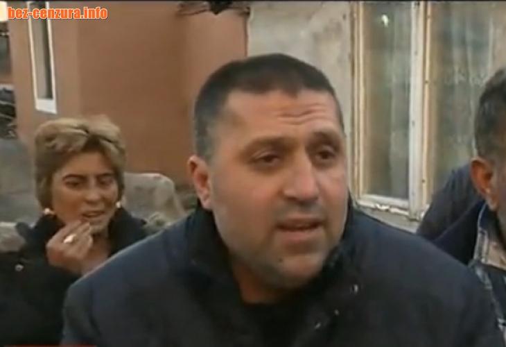 """Роми от """"Столипиново"""" направиха люти закани, скочиха и на политиците!"""
