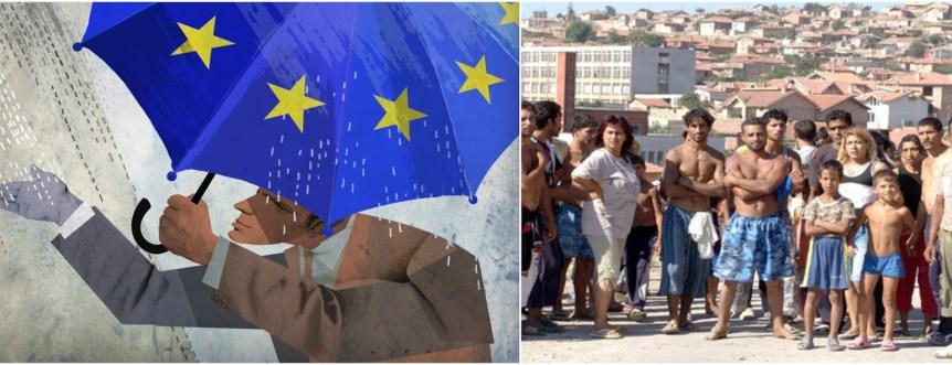ЕС обмисля създаване на циганска държава в България наречена Ромелия