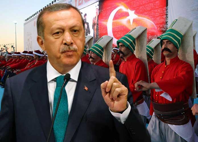 Ердоган в нова гневна реч: Няма да отстъпя нищо във Варна! Европа подкрепя терористи срещу Турция!