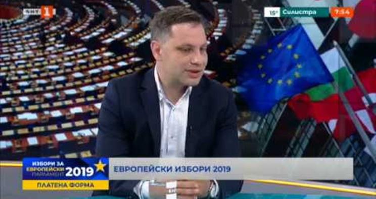 Александър Сиди: От ВМРО сме единствените в патриотичното пространство, които бихме могли да бием ДПС