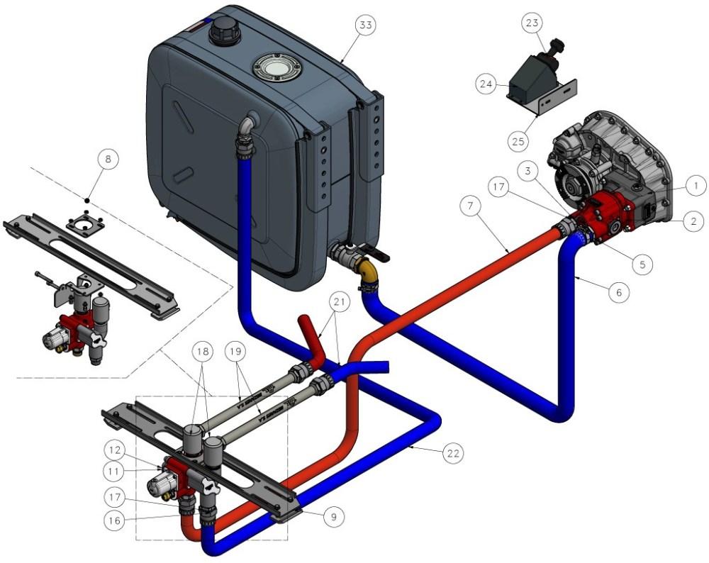 medium resolution of parker wet kit diagram wiring diagram operations parker wet kit diagram
