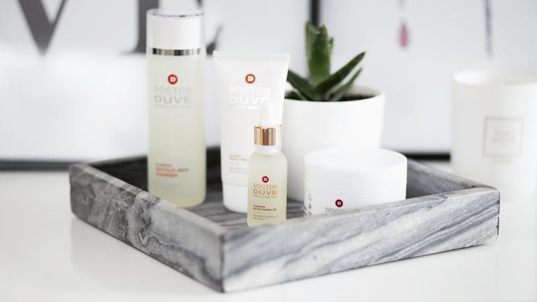 Erfahrungen mit Doctor Duve – Die Glowskin Hautpflegeserie im Test