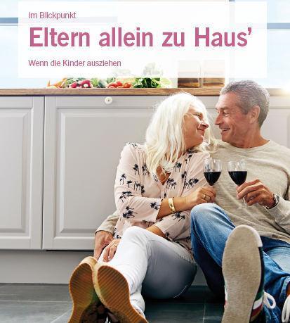 Neue Gespräche – Im Blickpunkt Der Neuen Ausgabe: Eltern Allein Zu Haus