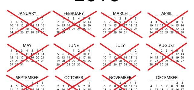 Monatsabschluss November 2016