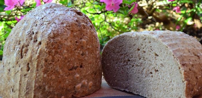 Ošatkový chleba s Irským mechem