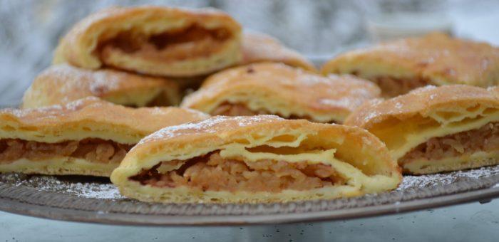 2.Online video kurz croissanty, závin, čok.rolky, kremrole, šneci