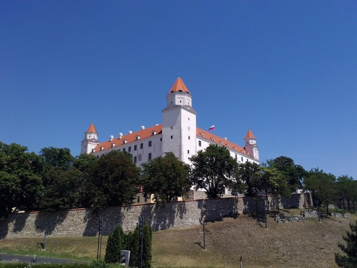 Bratislava castle free Sunday