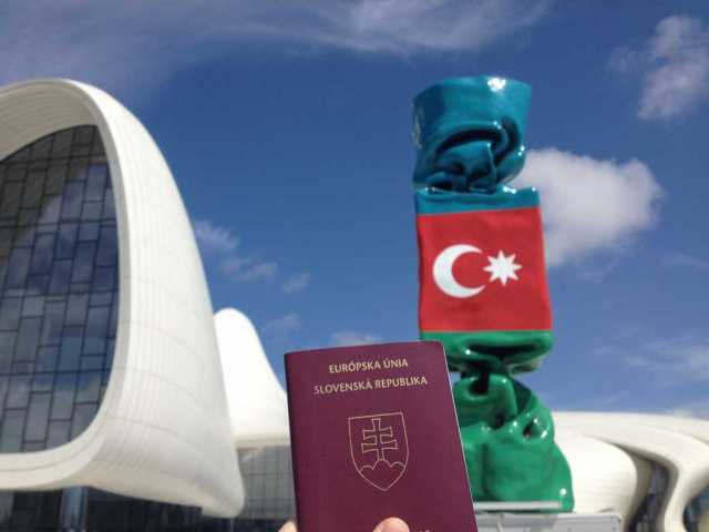 Azerbaijan Baku visa