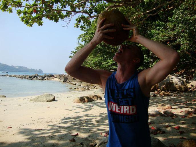 Ako otvoriť kokosový orech