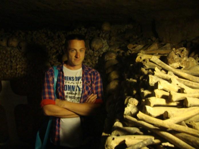 parizske katakomby