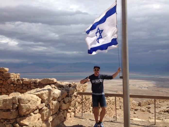 blog o izraeli