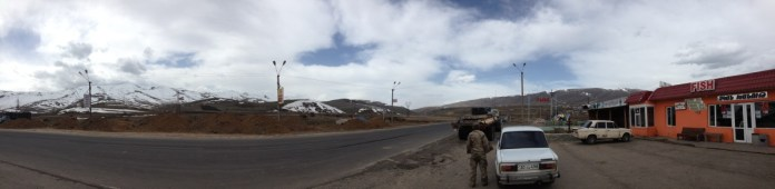 cestovanie po armensku