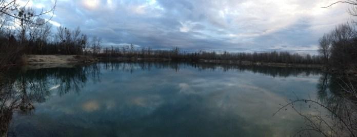 cunovske jazera
