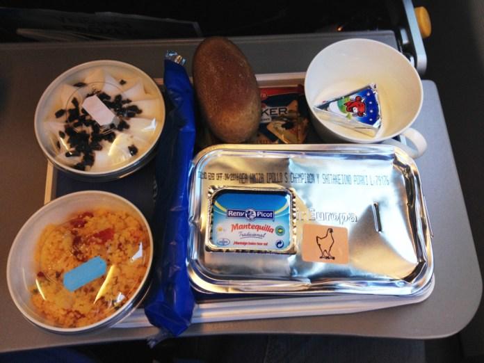 jedlo-v-lietadle