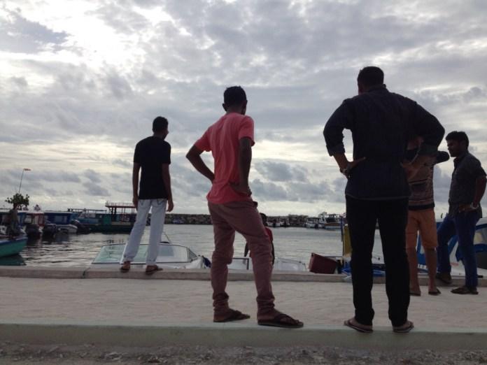 život na Maledivách