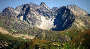 Рысы, поход в татры, Словакия, Польша, горы, Альпы, вершина