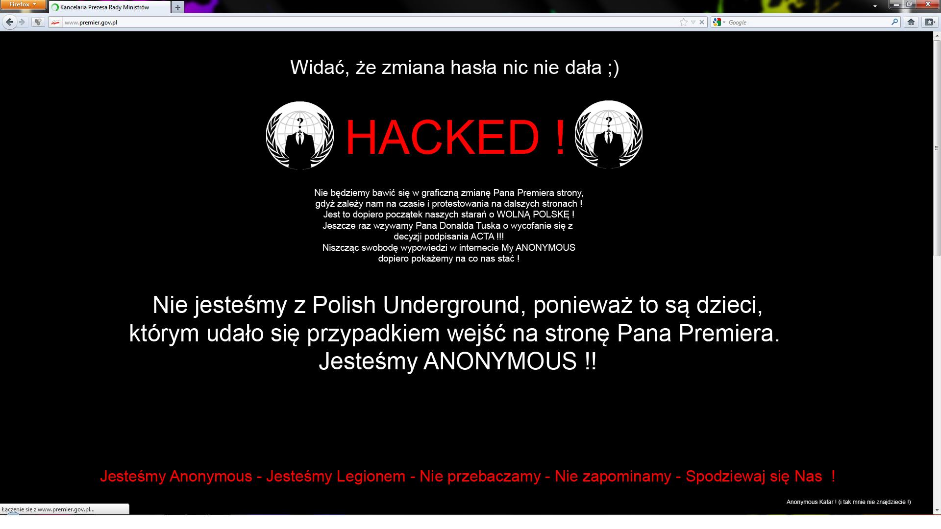 Anamoyus Hacker Wallpaper Quotes Top 20 Największych Zagrożeń Czyhających Na Nas W