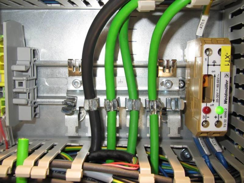 Podział na strefy EMC - ekranowanie