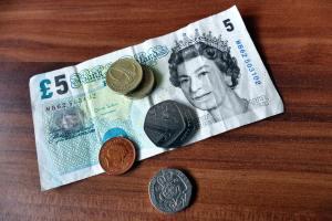 cena funta brytyjskiego