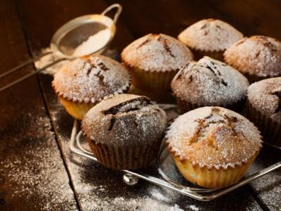 muffin sütés receptek