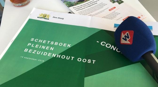 Bewoners Bezuidenhout Den Haag presenteren plannen voor de wijk