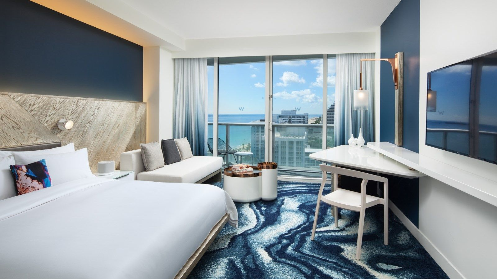 Fort Lauderdale Beach Hotels  W Fort Lauderdale